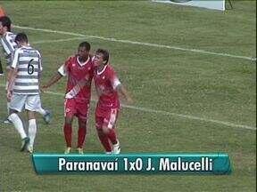 ACP estreia com vitória no Paranaense - Já o Cianorte perdeu o primeiro jogo do campeonato