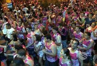 Mais de um milhão de pessoas brincaram o Pré-caju, em SE - Público lotou a avenida nos quatro dias de festa.