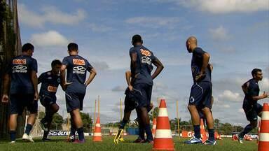 Cruzeiro tem dois novos zagueiros para Campeonato Mineiro - Eles estão se conhecendo na pré-temporada.