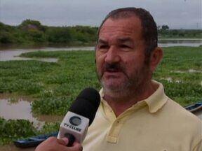 Rio Poti pede socorro e sofre com a poluição - Ministério Público diz que falta ações por parte das autoridades.