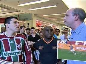 Cafezinho com o Escobar: torcedores analisam a 1ª rodada do Campeonato Carioca - Flamenguistas, Tricolores, Vascaínos e Botafoguenses comemoram a rodada de vitória no começo da competição