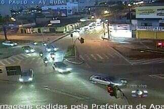Veja como está o trânsito em Goiânia nesta quarta-feira (23) - Trânsito tranquilo em vários pontos da capital goiana.