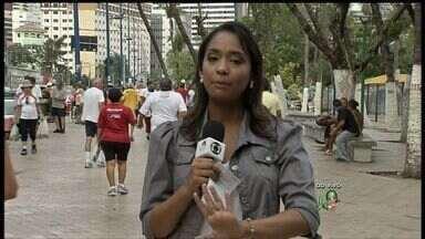 Faltam vacinas contra gripe nos postos de saúde de Fortaleza - Sobraram apenas vacinas de campanhas anteriores.