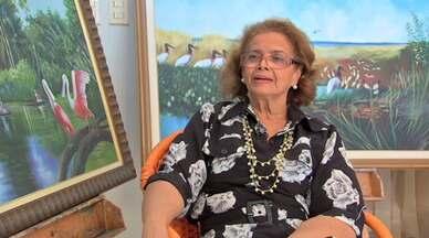 Conheça o colorido da arte de Daquimar Almeida - O É Bem Mato Grosso começa às 13h50, todos os sábados, na TV Centro América.