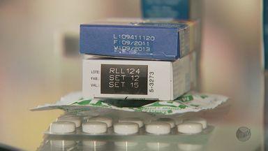 Prazo de validade dos medicamentos nem sempre está visível nas embalagens - Prazo de validade dos medicamentos nem sempre está visível nas embalagens.