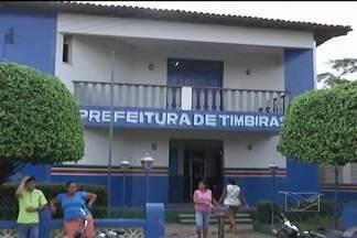 Justiça suspende mais de 40 licitações em Timbiras alegando irregularidades - Em Timbiras, a 318 km de São Luís, a Justiça suspendeu mais de 40 licitações promovidas pela prefeitura, por causa de irregularidades.