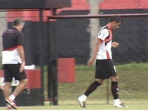 Com várias novidades, Atlético-GO encara o Anápolis - Dragão pega o Galo da Comarca no Serra Dourada.