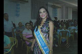 Paysandu e Monte Líbano entram na disputa pelo 'Rainha das Rainhas' - Tradicional concurso elege a mais bela do carnaval paraense. Candidatas, ambas de 23 anos, foram apresentadas ao público.