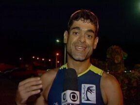 Triatletas piauienses se preparam para Ironman em competição local - Há muitos anos Teresina não realizava prova desta categoria.