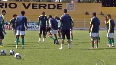 Times do nortão do estado estão prontos para a segunda rodada - Luverdense e Sinop jogam fora de casa. O Luverdense vai a Cáceres enfrentar o Cacerense e o Sinop joga no Luthero lopes contra o Rondonópolis.