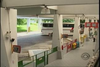 Finalizadas obras de reforma no Terminal Rodoviário de Joinville - Serviços como troca de portões ainda precisam de estudos