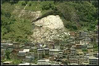 Governo investe em obras de contenção na Região Serrana - Nova Friburgo e Teresópolis serão beneficiadas com as obras.Os dois municípios foram os mais atingidos pela tragédia de 2011.