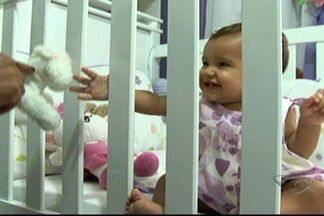 Novas regras para fabriação de berços são determinadas pelo Inmetro - Mudanças são para trazer mais segurança aos bebês.