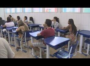 Aulas da Universidade Federal de Rondônia, foram retomadas nesta segunda-feira - O calendário sofreu mudanças por conta da paralisação de quase três meses em 2012.