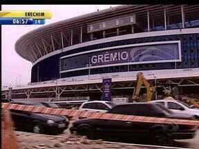 MP pede suspensão de licença de operação do estádio Arena - Exigências não teriam sido cumpridas.