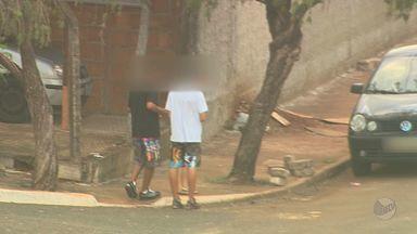 Polícias civil e militar comentam flagrantes de tráfico de drogas em Ribeirão Preto, SP - Jornal Regional desta quarta-feira (23) mostrou uso e venda de entorpecentes em plena luz do dia em um conjunto habitacional no bairro João Rossi, na Zona Sul da