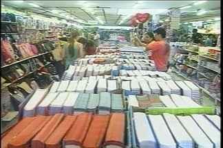 Hora de comprar o material escolar - Diferença de preços para um kit básico pode variar até 300%