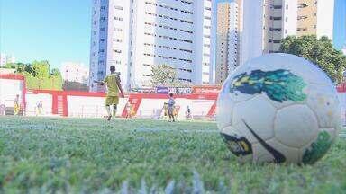 Náutico reencontra torcida nos Aflitos - Timbu, com time sub-20, vai jogar em casa no Estadual