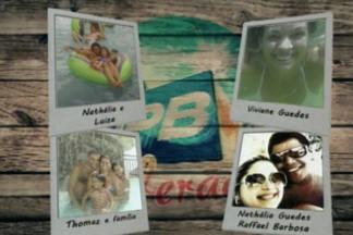 Confira a interatividade e as fotos enviadas para o JPB Verão - Veja no vídeo.