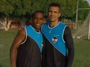 River se prepara para estreia no estadual 2013 contra o Cori-sabbá - Atacantes são as principais apostas para garantir vitória.