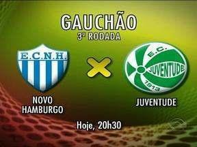 Terceira rodada do Gauchão começa neste sábado - Confira os horários dos jogos do Campeonato Gaúcho.