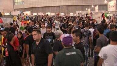 Dublador do personagem 'He-Man' é uma das atrações do Sana Fest - Festival ocorre no Centro de Eventos do Ceará neste fim de semana