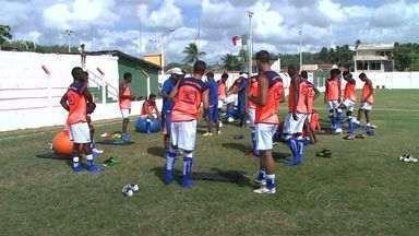 CSA tenta a reabilitação no Estadual contra o Sport-AL - Azulão vai jogar neste domingo no Rei Pelé.