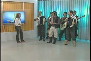 JA recebe o grupo Campeirismo. - O grupo faz show na noite de sábado na Sociedade Concórdia, em Santa Maria.