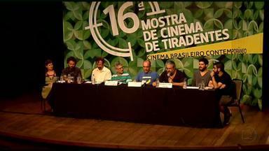 Cerca de 30 mil pessoas prestigiam a 16ª Mostra de Cinema de Tiradentes - A mostra termina neste sábado. Em mais de dez dias, foram realizados vários debates.