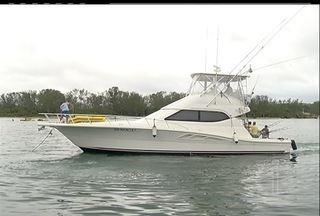 Cabo Frio, RJ, realiza competição de Marlin - O evento está na vigésima edição.Cerca de 20 embarcações participam da competição.