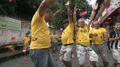 Blocos de ruas começam a programação de carnaval de Belo Horizonte - A previsão da Belotur é que, até a Quarta-feira de Cinzas, 70 blocos desfilem pelas ruas da capital mineira.