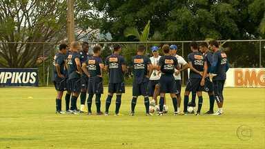 Torcida do Cruzeiro terá oportunidade para conhecer novatos no amistoso contra o Mamoré - A partida será realizada neste domingo, a partir das 17h. A TV Globo Minas transmite o jogo.