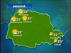 Sol e calor no noroeste neste domingo - As temperaturas passam dos 30 graus