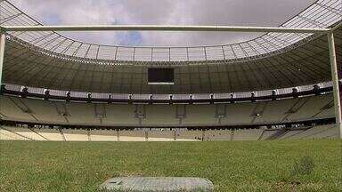 Fortaleza enfrenta o Sport, e o Ceará joga contra o Bahia no domingo - Jogos vão inaugurar o novo Castelão.