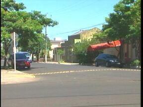 Três assaltantes rendem família em Uruguaiana, RS - Empresáro e esposa teriam sido surpreendidos por criminosos.