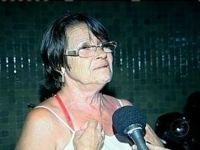 'Casa vai ficar vazia', diz mãe de duas vítimas - Cerca de oitenta feridos ainda permanecem em estado grave. O estudante Gustavo Marques Gonçalves, de 21 anos, morreu na tarde de terça (29). Mãe de Gustavo e de mais uma vítima no incêndio pede justiça.