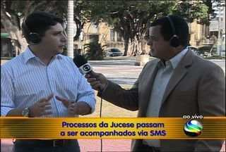 Junta Comercial de Sergipe disponibiliza informações de processo via SMS - A partir de agora a Junta Comercial de Sergipe disponibiliza via mensagem de celular, as informações sobre acompanhamento de processo. No estado existem mais de 70 mil empresas em atividade.