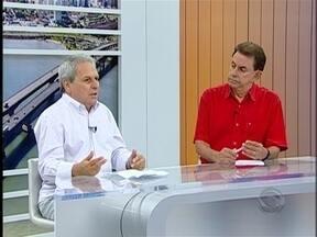 Roberto Alves e Miguel Livramento analisam a rodada para Figueirense e Avaí - O Alvinegro enfrenta o Metropolitano e o Avaí recebe o Juventus.