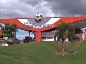 TV Centro América transmite hoje jogo entre Sinop e Mixto pelo Estadual 2013 - TV Centro América transmite hoje jogo entre Sinop e Mixto pelo Estadual 2013
