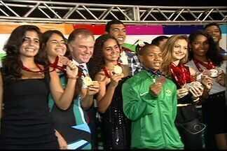 ES ganha centro esportivo de alto rendimento para nove modalidades olímpicas - Modalidades são natação, badminton, ginástica rítmica e artística, vôlei de praia, judô, taekwondo, boxe e handebol.