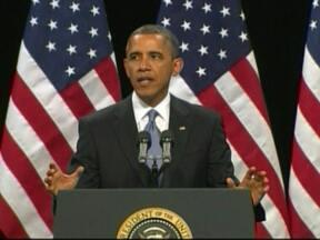 Pacote de leis pode tirar da ilegalidade 11 milhões de imigrantes nos EUA - Os imigrantes ilegais ouviram com cautela o anúncio do presidente Barack Obama, sobre a reforma das leis de imigração. Obama apresentou as linhas gerais de uma ampla reforma do sistema de imigração dos Estados Unidos.