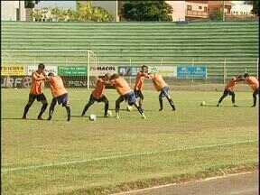 Toledo enfrenta hoje o Atlético Paranaense - Até agora o Toledo não venceu no Campeonato Paranaense.