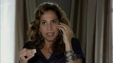 Wanda ordena que Rosângela vá para o Brasil - Irina diz não confiar na ruiva