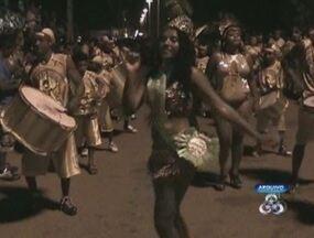 Preparativos para o Carnaval em Guajará-Mirim estão a todo o vapor - O desfile dos blocos será na principal avenida da cidade.