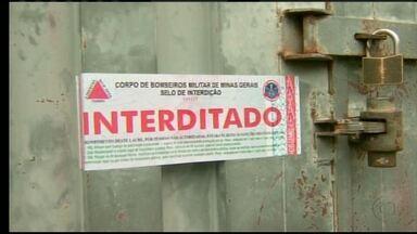 Corpo de Bombeiros aumenta a fiscalização em casas noturnas no estado - Vários estabelecimentos foram fechados em todo o estado.