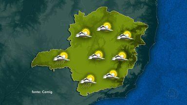 Sábado deve ser de sol em Minas Gerais - Veja previsão do tempo