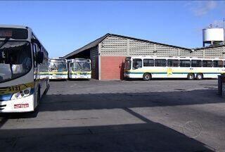 Justiça tira 66 ônibus de circulação em Aracaju - Eles foram apreendidos porque a empresa atrasou o pagamento do financiamento.
