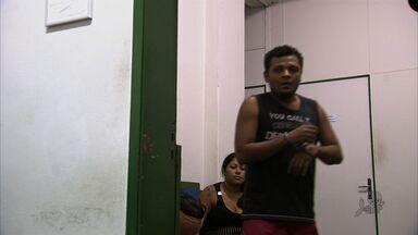 Casal é preso com 112 quilos de maconha - Dentro do carro do homem foi encontrado R$ 34 mil.