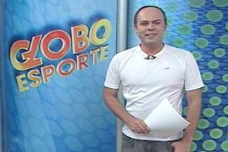 Assista à íntegra do Globo Esporte deste sábado (16.02.13) - Nesta edição, confira a preparação de Campinense e Sport para o jogo decisivo pela Copa do Nordeste. E mais: Sérgio Cosme é demitido do Treze.