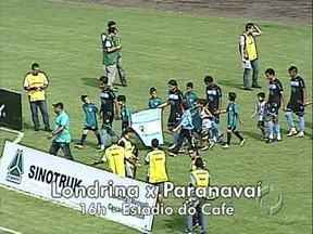 LEC encara o Paranavaí na nona rodada do Campeonato Estadual - Veja também os outros confrontos envolvendo os times da região.